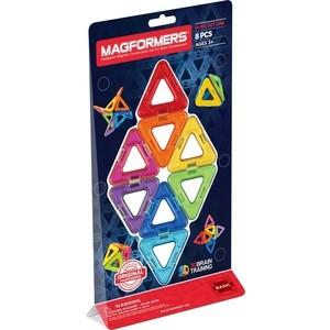 Магнитный конструктор Magformers Треугольники 8 деталей (701002)