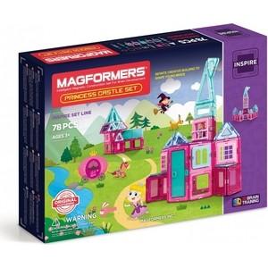 Магнитный конструктор Magformers Princess castle 78P Set (704004)