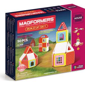 Магнитный конструктор Magformers Build Up Set (705003) конструктор magformers transform set
