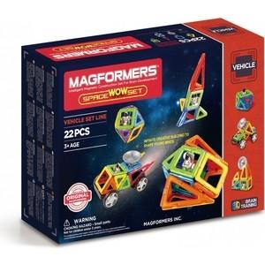 Магнитный конструктор Magformers Space Wow Set (707009) конструктор magformers transform set