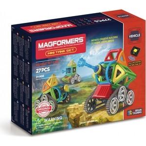 цены  Магнитный конструктор Magformers Mini Tank Set (707010)