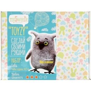 Набор для валяния Toyzy Сова (TZ-F002)