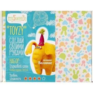 Набор для валяния Toyzy Слон (TZ-F003)
