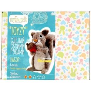 Набор для валяния Toyzy Белочка (TZ-F013)