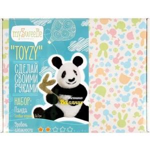 Набор для валяния Toyzy Панда (TZ-F014)