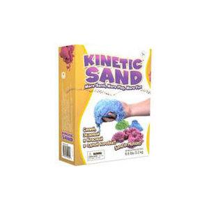 Песок Waba Fun Kinetic Sand 3 цвета синий зеленый красный по 1 кг (150-308)