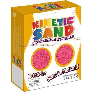 Песок Waba Fun Kinetic Sand 2,27 килограмм Розовый (150-403)