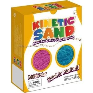 Песок Waba Fun Kinetic Sand 2,27 килограмма Фиолетовый синий (150-404)