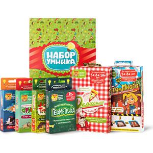 Развивающая настольная игра Банда Умников Набор Умника подарочная упаковка (УМ008) от ТЕХПОРТ