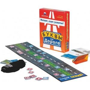 Настольная игра Биплант Буквы на Дороге (10028)