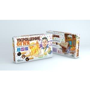Игровой набор Инновации для детей Укрощение огня (826) инновации для детей набор мыльная мастерская джунгли