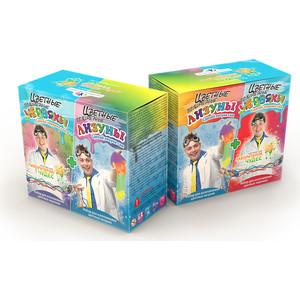 Фотография товара игровой набор Инновации для детей Цветные червяки и лизуны (827) (569365)