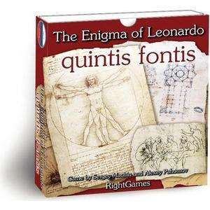 Правильные игры Загадка леонардо quintis fontis - пятый ключ (10-01-02)