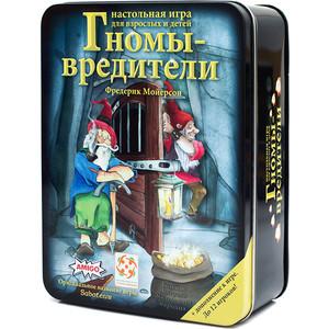 Настольная игра Стиль Жизни Гномы - вредители Делюкс (БП000008330) настольная игра стиль жизни доббль ут000001805