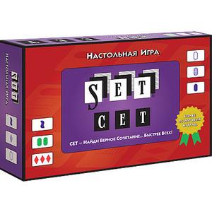 Настольная игра Стиль Жизни Сет (УТ000001303) настольная игра стиль жизни доббль ут000001805