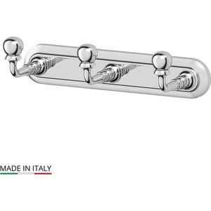 Планка с тремя крючками 3SC Stilmar хром (STI 002) 3sc stilmar sti 106