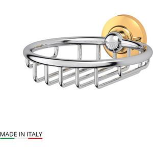 Мыльница-решетка 3SC Stilmar хром/золото (STI 106)