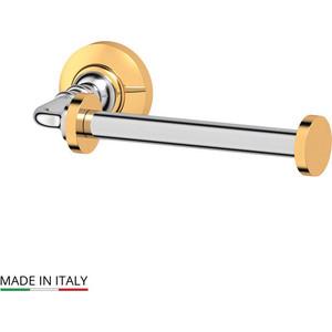 Держатель туалетной бумаги 3SC Stilmar хром/золото (STI 121) 3sc stilmar хром sti 018