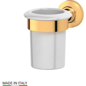 Держатель со стаканом 3SC Stilmar золото (STI 203) держатель со стаканом 3sc stilmar sti 503