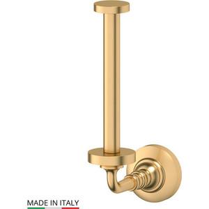 Держатель запасного рулона туалетной бумаги 3SC Stilmar матовое золото (STI 322) держатель с мыльницей 3sc stilmar золото sti 204