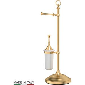 Стойка комбинированная для туалета 3SC Stilmar UN матовое золото (STI 333) стойка комбинированная для туалета 3sc stilmar un хром sti 034