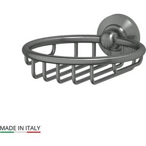 Мыльница-решетка 3SC Stilmar античное серебро (STI 406) longarm 406