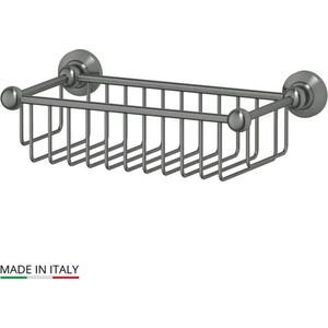 Полочка-решетка 31 см 3SC Stilmar античное серебро (STI 407) мыльница решетка 3sc stilmar античное серебро sti 406