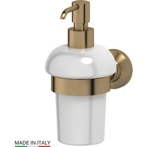 где купить Держатель с емкостью для жидкого мыла 3SC Stilmar античная бронза (STI 505) по лучшей цене