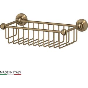 Полочка-решетка 31 см 3SC Stilmar античная бронза (STI 507) держатель полотенца 40 см 3sc stilmar античная медь sti 612