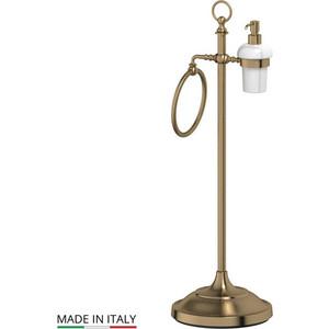Стойка комбинированная для биде 3SC Stilmar UN античная бронза (STI 532) стойка комбинированная для туалета 3sc stilmar un хром sti 034