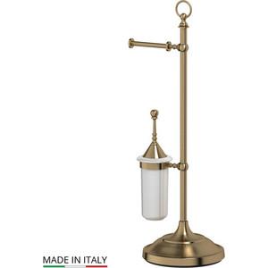 Стойка комбинированная для туалета 3SC Stilmar UN античная бронза (STI 533) стойка комбинированная для биде 3sc stilmar un античная бронза sti 532
