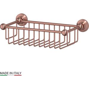 Полочка-решетка 31 см 3SC Stilmar античная медь (STI 607) держатель полотенца 60 см 3sc stilmar античная медь sti 613