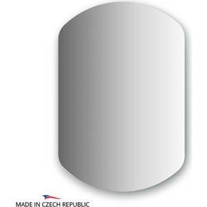 Зеркало поворотное FBS Prima 50х70 см, со шлифованной кромкой, вертикальное или горизонтальное (CZ 0132)