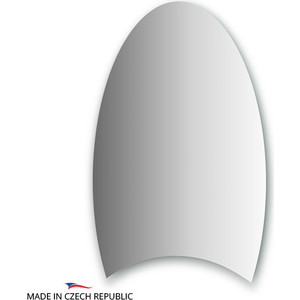 Зеркало FBS Prima 50/60х90 см, со шлифованной кромкой, вертикальное или горизонтальное (CZ 0133) зеркало fbs regular 130х75 см c полированной кромкой cz 0216