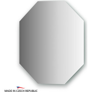 Зеркало поворотное FBS Prima 50х60 см, со шлифованной кромкой, вертикальное или горизонтальное (CZ 0140) fbs зеркало fbs 50x80 см 8pa q rxx8pa