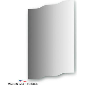 цены  Зеркало FBS Prima 50х80 см, со шлифованной кромкой, вертикальное или горизонтальное (CZ 0145)