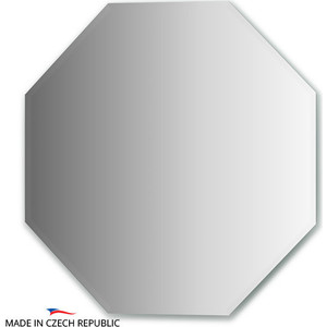 Зеркало FBS Perfecta 50х50 см, с фацетом 10 мм, вертикальное или горизонтальное (CZ 0047) зеркало fbs decora 50x65 см с фацетом 10 мм вертикальное или горизонтальное cz 0805