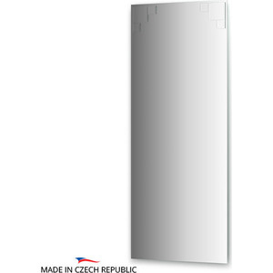 Зеркало FBS Decora 60x150 см, с фацетом 10 мм, вертикальное или горизонтальное (CZ 0815) зеркало fbs decora 50x60 см с фацетом 10 мм вертикальное или горизонтальное cz 0810