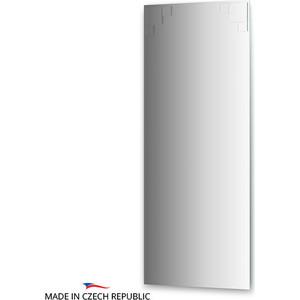Зеркало FBS Decora 60x150 см, с фацетом 10 мм, вертикальное или горизонтальное (CZ 0815) зеркало с фацетом 10 mm с зеркальными декоративными элементами 60х150 cm fbs decora cz 0815