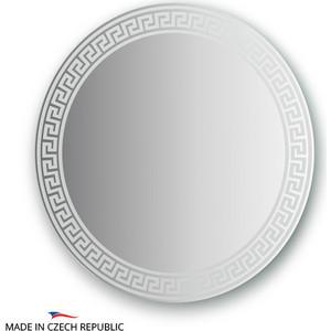 Зеркало FBS Artistica D60 см, с орнаментом - меандр, вертикальное или горизонтальное (CZ 0704) вокальный микрофон shure super 55 deluxe pitch black edition