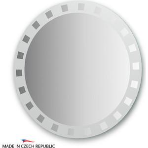 цены  Зеркало FBS Artistica D80 см, с орнаментом - квадро, вертикальное или горизонтальное (CZ 0740)