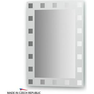 все цены на Зеркало FBS Artistica 50х70 см, с орнаментом - квадро, вертикальное или горизонтальное (CZ 0741) онлайн