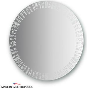 Зеркало FBS Artistica D60 см, с орнаментом - луксор, вертикальное или горизонтальное (CZ 0750) 1pc used fatek pm fbs 14mc plc