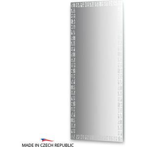 Зеркало поворотное FBS Artistica 60х150 см, с орнаментом - луксор, вертикальное или горизонтальное (CZ 0756) зеркало fbs artistica 60х60 см с орнаментом осока вертикальное или горизонтальное cz 0746