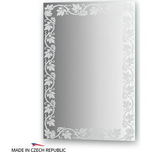 Зеркало FBS Artistica 50х70 см, с орнаментом - лоза, вертикальное или горизонтальное (CZ 0759) зеркало fbs artistica cz 0744