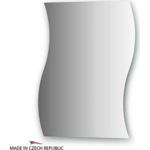 Зеркало поворотное FBS Practica 50x65 см, с частичным фацетом 10 мм, вертикальное или горизонтальное (CZ 0424) зеркало fbs decora 50x65 см с фацетом 10 мм вертикальное или горизонтальное cz 0805