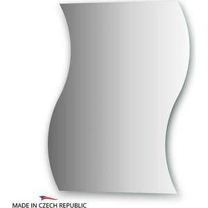 Зеркало FBS Practica 60x75 см, с частичным фацетом 10 мм, вертикальное или горизонтальное (CZ 0425) зеркало fbs practica cz 0441