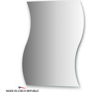 Зеркало FBS Practica 70x90 см, с частичным фацетом 10 мм, вертикальное или горизонтальное (CZ 0426) зеркало fbs practica cz 0441