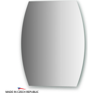 Зеркало FBS Practica 30/40х55 см, с частичным фацетом 10 мм, вертикальное или горизонтальное (CZ 0458) зеркало fbs practica cz 0441