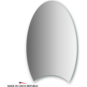 Зеркало FBS Practica 30/40х60 см, с частичным фацетом 10 мм, вертикальное или горизонтальное (CZ 0464) зеркало fbs practica 50 90x80 см с частичным фацетом 20 мм вертикальное или горизонтальное cz 0410